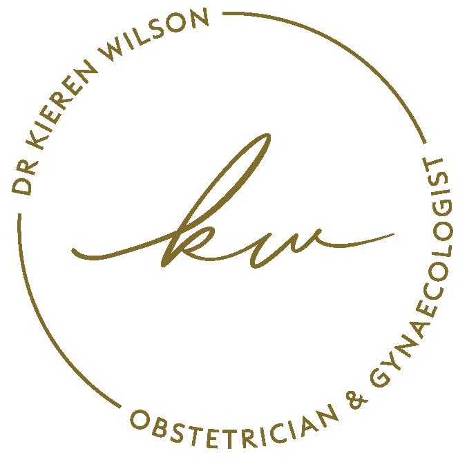 Dr Kieren Wilson brand stamp